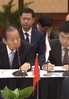 Hội đàm cùng Liên minh Nghị sĩ Hữu nghị Việt - Nhật