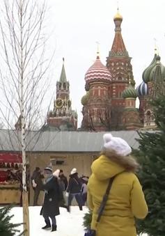 Đằng sau mùa đông không lạnh tại Nga