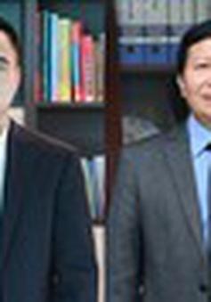 Bổ nhiệm ông Phạm Mạnh Hùng, Vũ Hải Quang làm Phó Tổng Giám đốc VOV