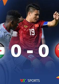 VIDEO Highlights: U23 Jordan 0-0 U23 Việt Nam (Bảng D VCK U23 châu Á 2020)