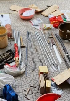 Nhóm đối tượng ở xã Đồng Tâm đã chuẩn bị kế hoạch từ trước để gây rối