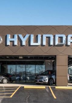 """Hyundai """"tham vọng"""" tăng 40% doanh số bán xe tại Mỹ"""
