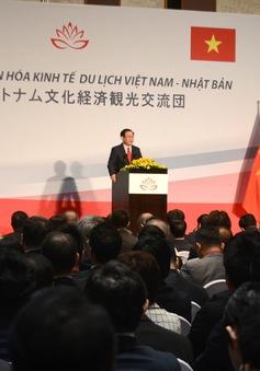 Việt Nam – Nhật Bản tăng cường hợp tác phát triển kinh tế, lao động và du lịch