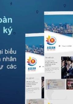 Kết nối công nghệ năm Chủ tịch ASEAN 2020