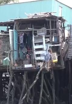Vướng mắc di dời các hộ dân trên kênh rạch ở TP.HCM