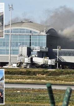 Hỏa hoạn tại sân bay Tây Ban Nha