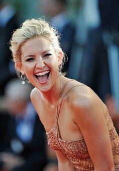 Kate Hudson đang hạnh phúc trong bận rộn