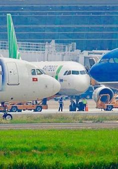 Thách thức xử lý tắc nghẽn vận tải hàng không dịp Tết
