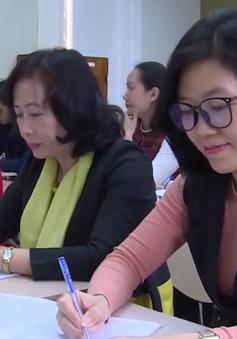 Tập huấn kỹ năng truyền thông cho các đơn vị giáo dục tại Hà Nội