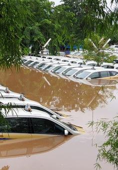 Lũ lụt nghiêm trọng ở Indonesia: 21 người đã thiệt mạng