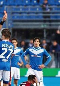 """""""Ngựa chứng"""" Balotelli lại chứng nào tật ấy"""