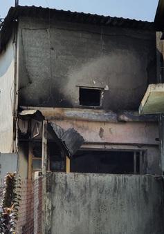 5 người tử vong trong vụ cháy nhà ở TP. Hồ Chí Minh