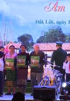 """Đắk Lắk: """"Xuân Biên phòng - Ấm lòng dân bản"""""""
