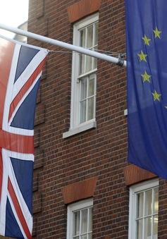 Lãnh đạo EU ký thỏa thuận Brexit