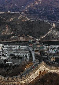Trung Quốc đóng cửa một phần Vạn Lý Trường Thành vì virus corona