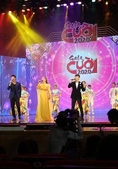 Loạt ca khúc xuân rộn ràng tại Gala cười 2020