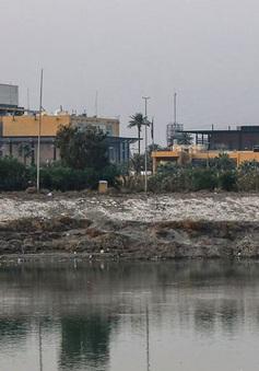 Tấn công tên lửa vào Đại sứ quán Mỹ tại Iraq
