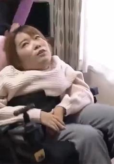 Cô gái khuyết tật Nhật Bản đòi quyền được làm việc