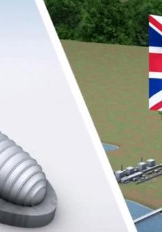 Rolls-Royce xây dựng lò phản ứng hạt nhân