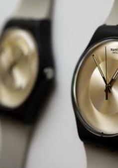 Thụy Sĩ: Giá trị xuất khẩu đồng hồ tăng năm thứ ba liên tiếp