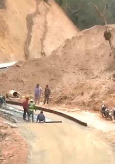Quảng Nam đầu tư hạ tầng giao thông cho miền núi