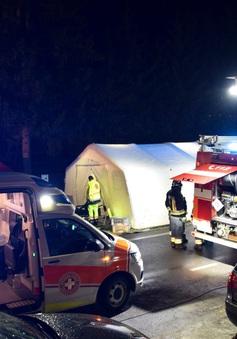 Tai nạn giao thông thảm khốc ở Italy