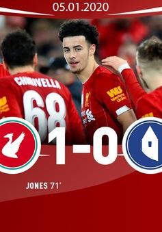 Kết quả vòng 3 FA Cup: Liverpool 1-0 Everton, Chelsea 2-0 Nottingham Forrest, Middlesborough 1-1 Tottenham