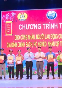 Phó Thủ tướng Vương Đình Huệ  thăm, tặng quà Tết tại tỉnh Tây Ninh
