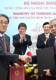 Thúc đẩy quan hệ Việt Nam - Nhật Bản