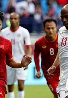 U23 Jordan – Đối thủ đầy thực dụng sẵn sàng làm khó U23 Việt Nam