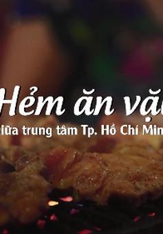 Khám phá hẻm ăn vặt 76 nổi tiếng tại TP.HCM