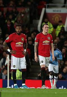 Hàng loạt cái tên được HLV Solskjaer khen sau thất bại của Man Utd trước Man City