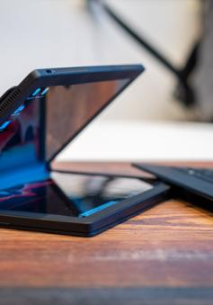 [CEO 2020] Lenovo ra mắt laptop màn hình gập ThinkPad X1 Fold, giá gần 60 triệu đồng