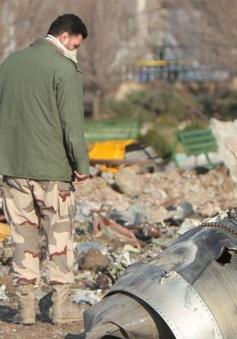 Iran công bố báo cáo điều tra máy bay Boeing bị tai nạn