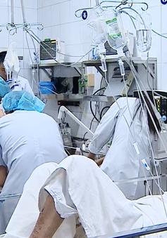 Gia tăng bệnh nhân nhập viện do tai nạn giao thông dịp giáp Tết