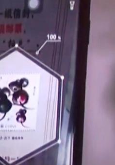 Trung Quốc phát hành bộ tem mừng năm Canh Tý