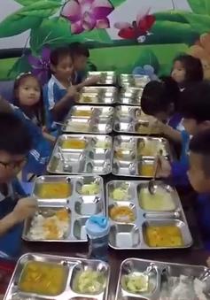 Ngăn chặn thực phẩm bẩn tại bếp ăn bán trú