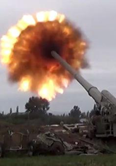 Đấu pháo vẫn diễn ra tại khu vực Nagorno-Karabakh