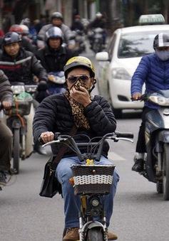 Chất lượng không khí tại Hà Nội có xu hướng xấu đi