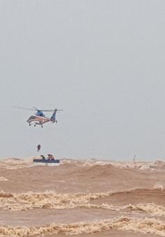 Liên tiếp sự cố tàu thuyền mùa mưa bão, công tác cứu nạn gặp khó khăn