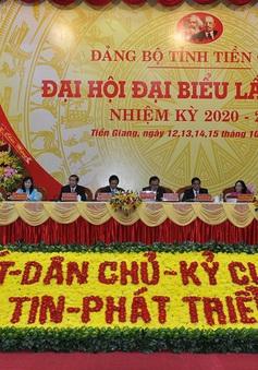 Đảng bộ Tiền Giang phấn đấu tự cân đối ngân sách trong nhiệm kỳ mới