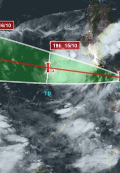 Tin nóng đầu ngày 15/10: Mưa lớn sau bão số 7, áp thấp nhiệt đới vào Biển Đông