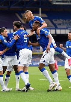 Kết quả Everton 2–2 Liverpool: Chia điểm kịch tính, Everton vẫn tạm giữ ngôi đầu Ngoại hạng Anh