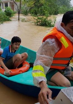 Quảng Trị: Đã có 37 người chết, 19 người mất tích do mưa lũ