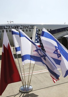 Israel - Bahrain thiết lập quan hệ ngoại giao chính thức