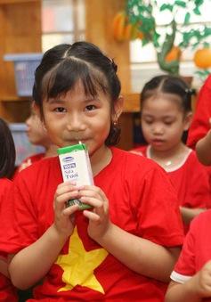 Đảm bảo an toàn thực phẩm sữa học đường