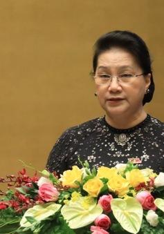 Chủ tịch Quốc hội: Kỳ họp thứ 10 là dịp nhìn lại những vấn đề mà Quốc hội đã khẳng định với cử tri
