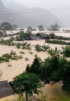 Tình hình mưa lũ ngày 23/10: Gần 140 người thiệt mạng, mất tích; miền Trung dự báo có mưa trở lại từ đêm 24/10