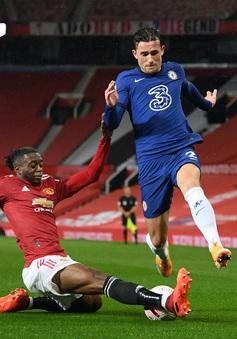 Man Utd 0-0 Chelsea: Chia điểm nhạt nhòa