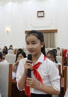 63 thiếu nhi nhận bằng khen Cháu ngoan Bác Hồ xuất sắc toàn quốc năm 2020